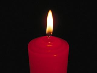 東日本大震災追悼ろうそく