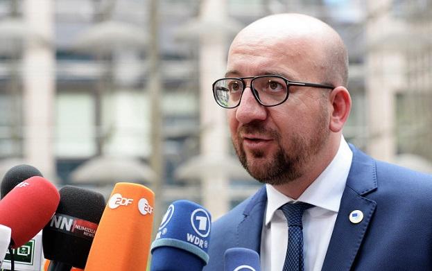 ベルギーのシャルル・ミシェル首相