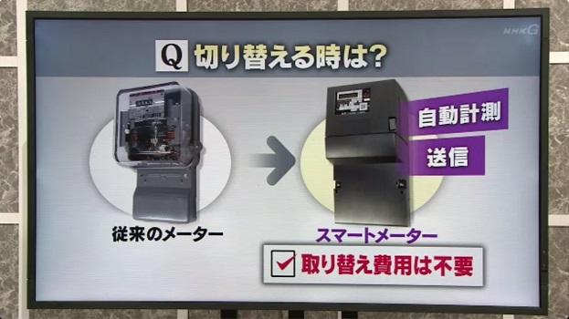 電力会社変更の際のスマートメーターへの交換は無料