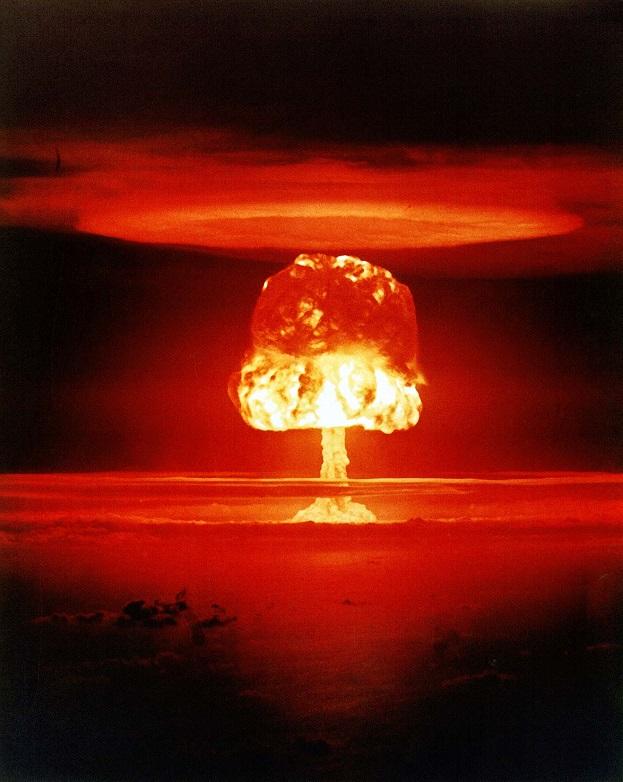 キャッスル作戦のロメオ水爆実験