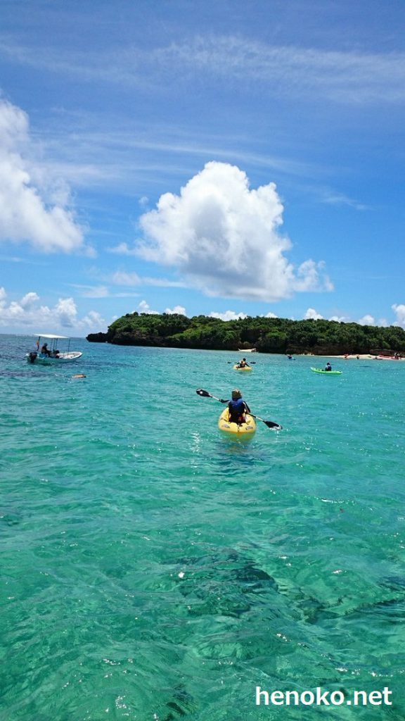沖縄県辺野古の美ら海